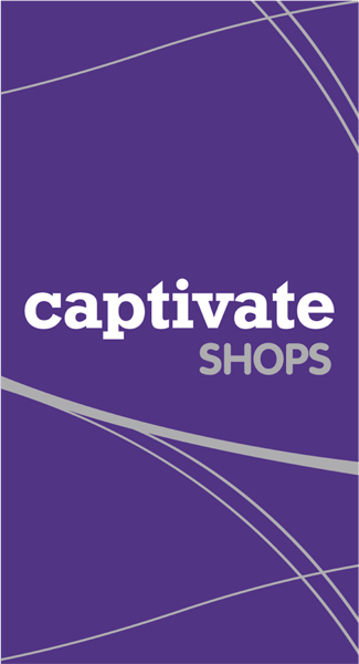 Captivate Shops - Logotipo