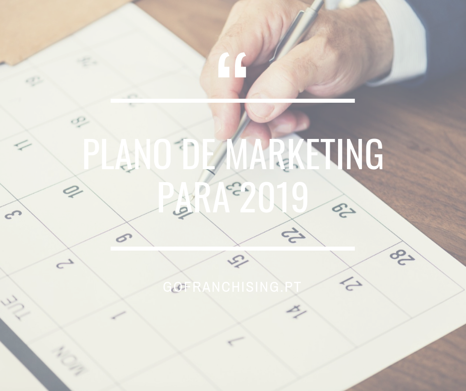 Franchising_ Plano de Marketing para 2019